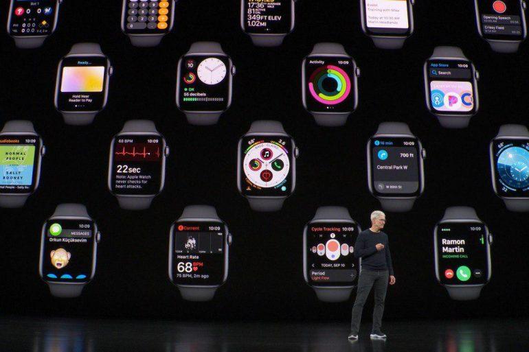 apple watch serie 5 portada