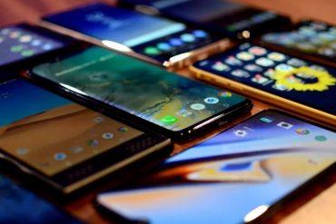 teléfono móvil portada