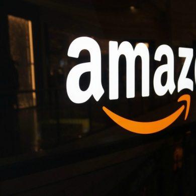 Amazon logo portada