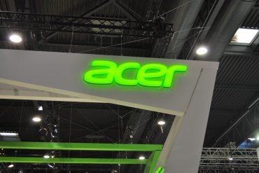 Acer portada logo CES