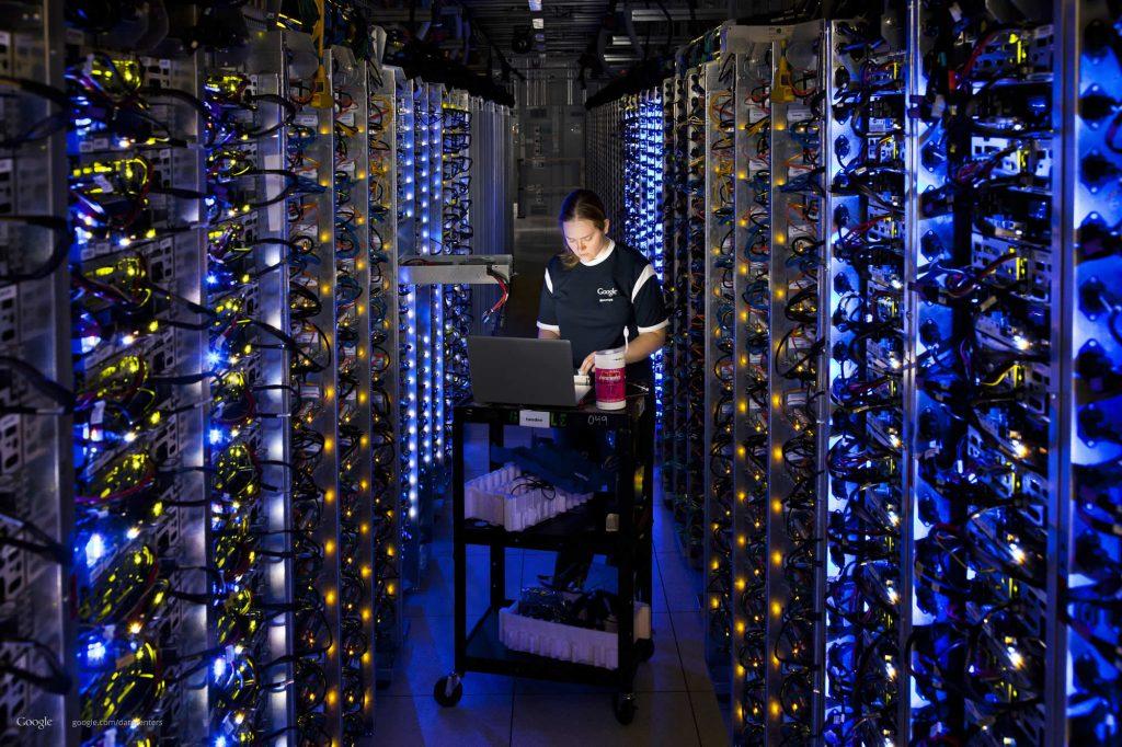 Centros de Datos de Google