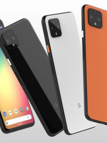 Google Pixel 4 XL portada