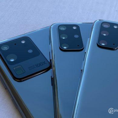 Samsung Galaxy S20 tres camaras portada