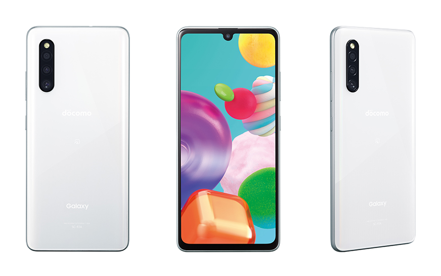 Samsung anuncia al Galaxy A41, su nuevo móvil de gama media