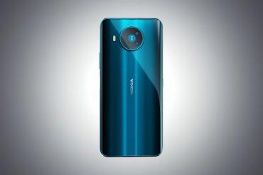 Nokia 8.3 5G portada