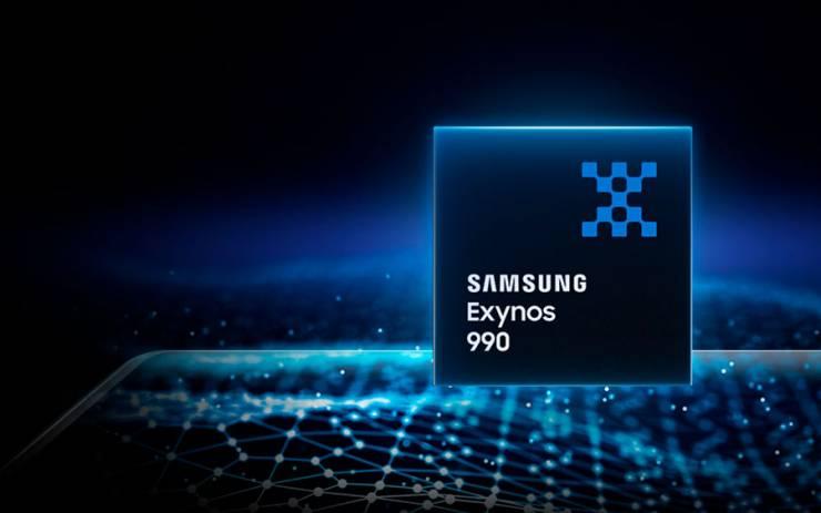 Samsung exynos 990 foto 1