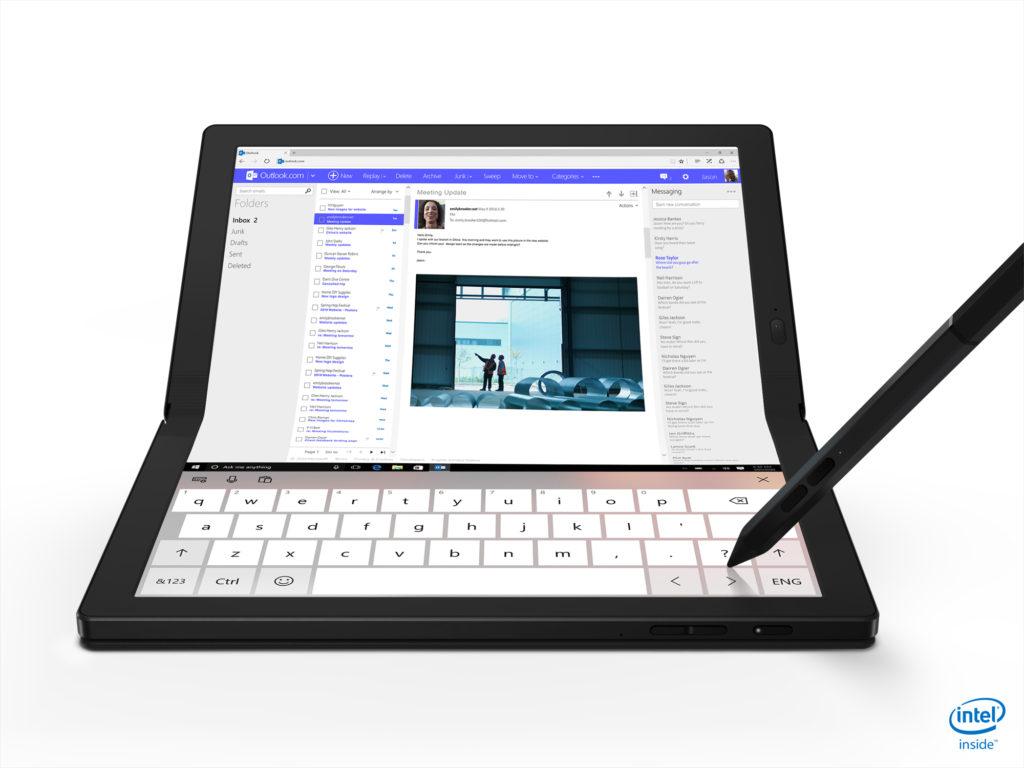 Lenovo ThinkPad X1 Fold foto 3