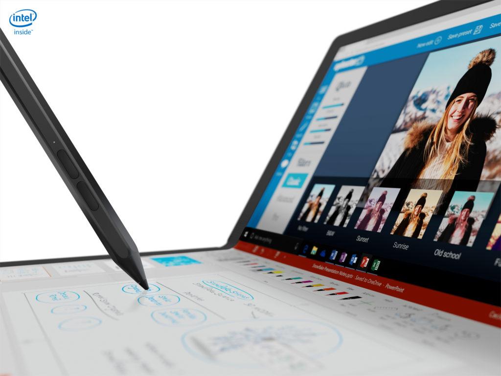 Lenovo ThinkPad X1 Fold foto 2