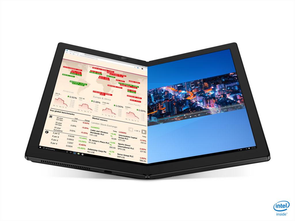 Lenovo ThinkPad X1 Fold foto 1
